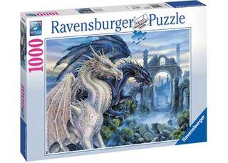 Ravensburger Mystical Dragon Puzzle 1000