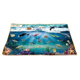 Safari Ltd Ocean Playmat Wild Safari Sea Life *D
