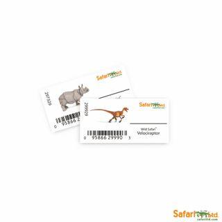 Safari Ltd Price Ticket - Nrth AmericanWildlife