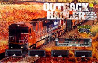 Bachmann Ho Set Outback Hauler Bhp Billiton