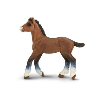 Safari Ltd Clydesdale Foal Wc Horses