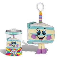 Whiffer Sniffers Birthday Cake Jake Backpack Clip