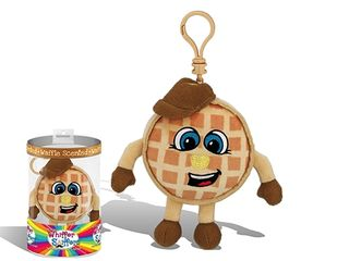 Whiffer Sniffers Waffle Aaron Backpack Clip