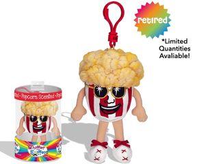 I.B. Poppin Backpack Clip Popcorn Scent
