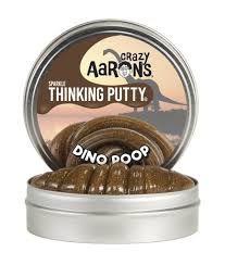 Crazy Aarons Dp020 DinoPoop 4 Tin Sparkle