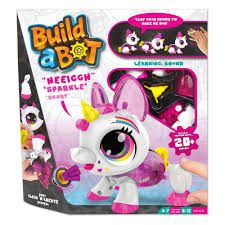 Colorific Build A Bot Unicorn