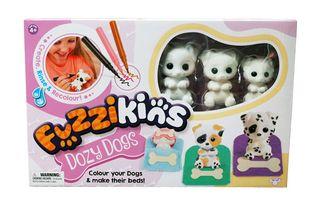 Fuzzikins Fuzzikins Colour In Friend Dozy Dogs
