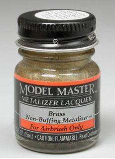 Model Master Brass Metalizer 14.7Ml
