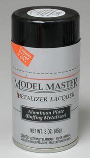 Model Master Aluminum Plate Metalizer 85Gm Spray