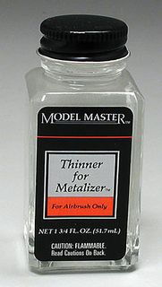 Model Master Thinner Metalizer 14.7Ml