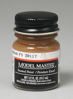 Model Master Military Brown(Fs30117) Enamel 14.7Ml