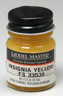 Model Master Insignia Yellow(Fs33538) Enam 14.7Ml
