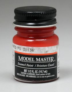 Model Master Insignia Red (Fs31136) Enamel 14.7Ml