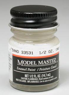 Model Master Sand(Fs33531) Enamel 14.7Ml