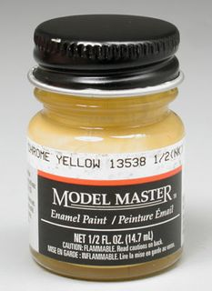 Model Master Chrome Yellow(Fs13538) Enamel 14.7Ml