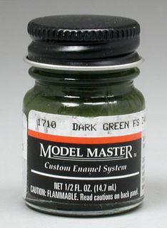 Model Master Dark Green(Fs34079) Enamel14.7Ml