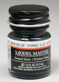 Model Master Dark Sea Blue (Fs15042) Enam 14.7Ml