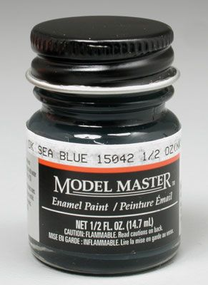 DARK SEA BLUE (FS15042) Enam 14.7ml