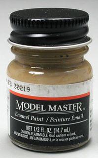 Model Master Dark Tan(Fs30219) Enamel 14.7Ml