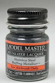 Model Master Stainless Steel Metalizer 14.7Ml