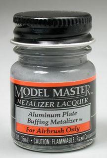 Model Master Aluminum Plate Metalizer 14.7Ml