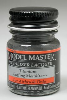 Model Master Titanium Metalizer 14.7Ml