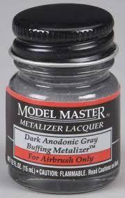 Model Master Dark Anodonic Gray Metalizer 14.7Ml