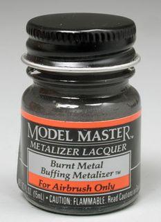 Model Master Burnt Metal Metalizer 14.7Ml