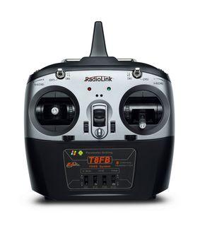 Radiolink 8 Ch RC For Boat Car Aircraft+R8EF RX