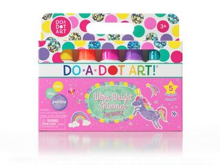 Do A Dot Art Bright Shimmer (Tutti) 5pk