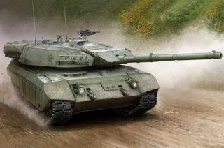 Hobbyboss 1:35 Leopard C2 Mexas CanadianMbt *