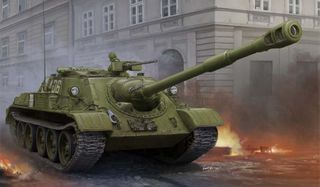 Hobbyboss 1:35 Soviet Su-122-54 Tank Destroyer *D