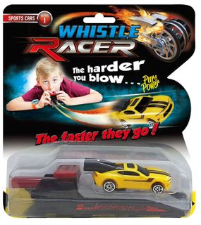 WHISTLE RACER SERIES 1 SPORTS CAR