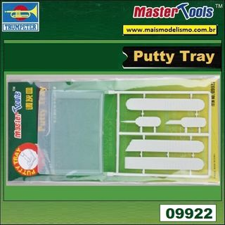 Master Tools Putty Tray