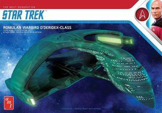 1:3200 Star Trek Romulan Warbird 2T