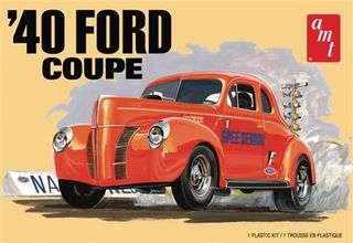 AMT 1:25 1940 Ford Coupe