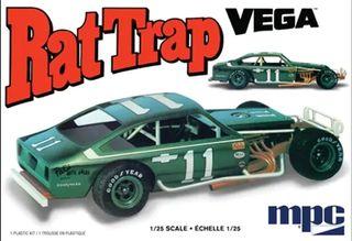 MPC 1:25 1974 Chevy Vega Modified Rat Trap