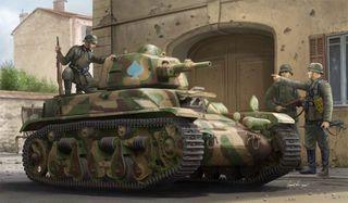 Hobbyboss 1:35 French R39 Light InfantryTank