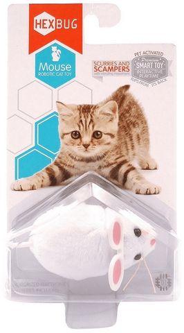 Hexbug Hexbug Mouse Cat Toy - White