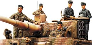 Hobbyboss 1:35 German Panzer Crew (Normandy 1944)