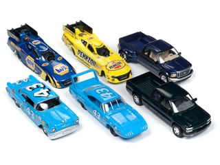 1:64 Racing Champions 2018 Release 7A