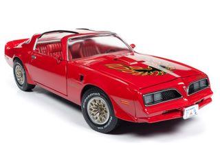 Autoworld 1:18 1977 Pontiac Firebird Trans Am *D