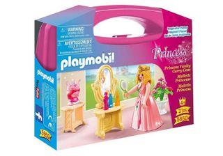 Playmobil Princess Vanity Case