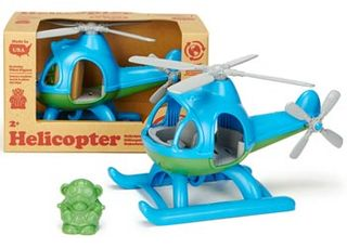 Green Toys Green Toys Helicopter Blue