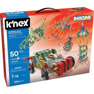 K'Nex Power & Play Motorised BuildSet