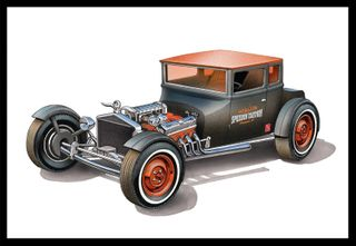 "1:25 1925 Ford T ""Chopped"""