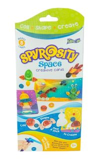 Imagimake Spyrosity Space