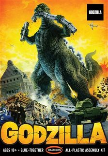 Polar Lights 1:144 Godzilla