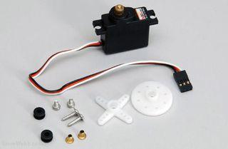 New Power Servo Mini Bb Mg 2Kg/Cm .055 Sec/60