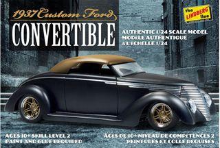 1937 Ford Custom Convertible *D